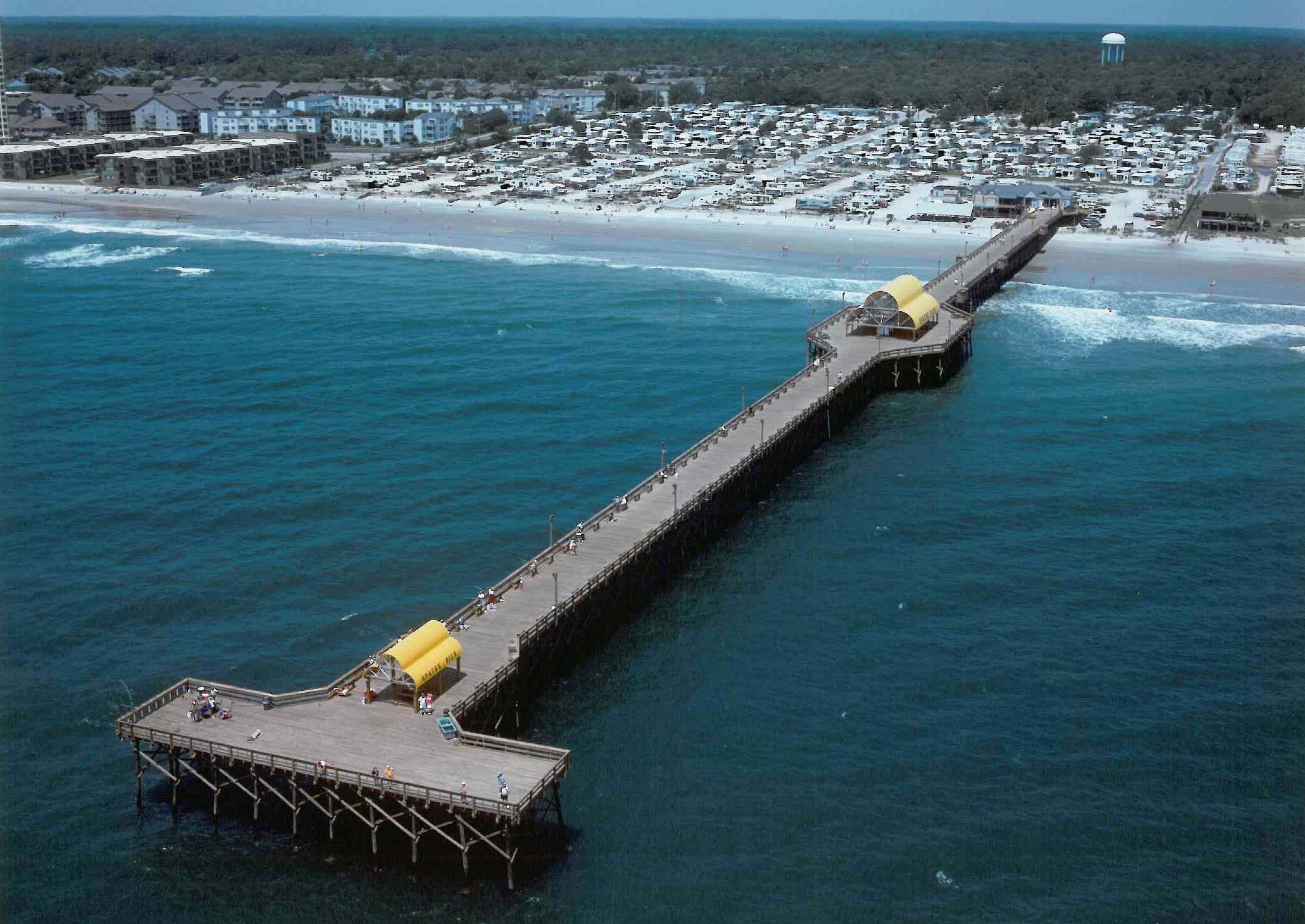 Myrtle Beach Piers Fishing The Best Beaches In World